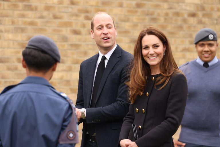 Duchess of Cambridge coat dress