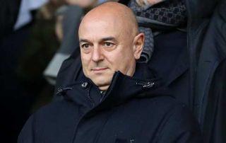 Daniel Levy Tottenham Spurs new manager hunt