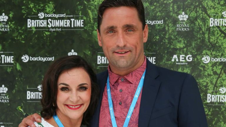Strictly's Shirley Ballas Danny Taylor