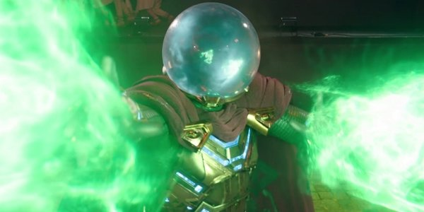 Mysterio costume in Spider-Man: Far From Home