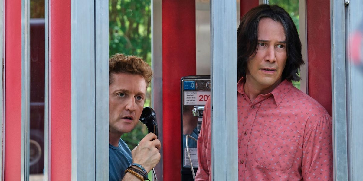 Bill And Ted Face The Music Review: A Reunion Tour That's More Excellent Than Bogus