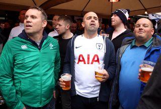 Ajax v Tottenham Hotspur – UEFA Champions League – Semi Final – Second Leg – Johan Cruijff ArenA