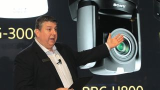 Sony Brings New Take on Collaboration At InfoComm