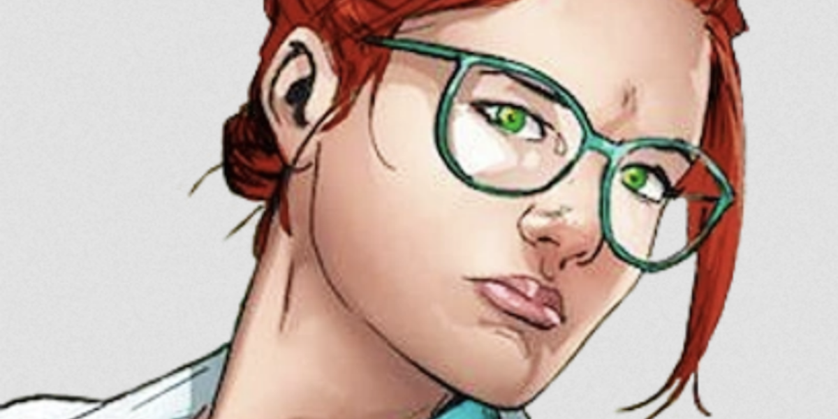 Pamela Isley from DC Comics