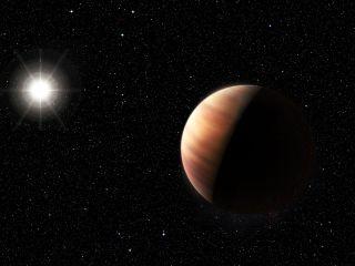 Jupiter's Twin Illustration