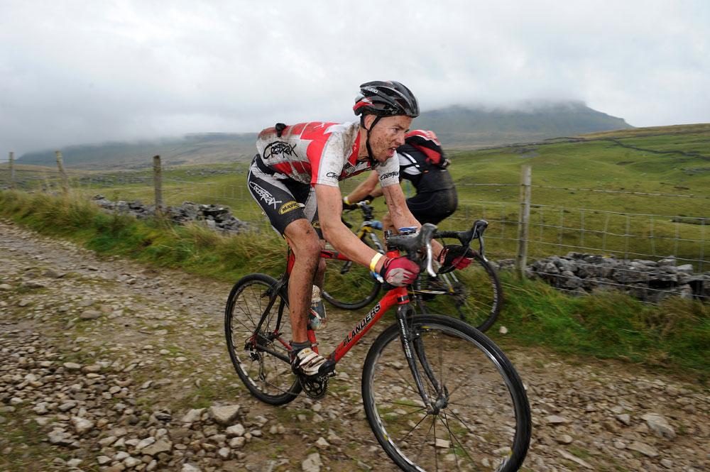 Neal Crampton, Three peaks Cyclo-Cross 2011