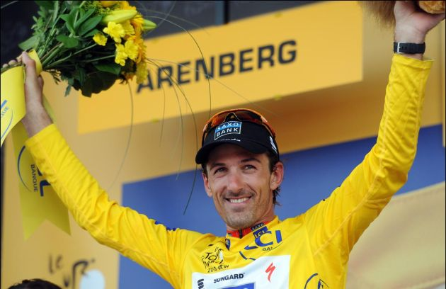 Fabian Cancellara, Tour de France 2010, stage 3