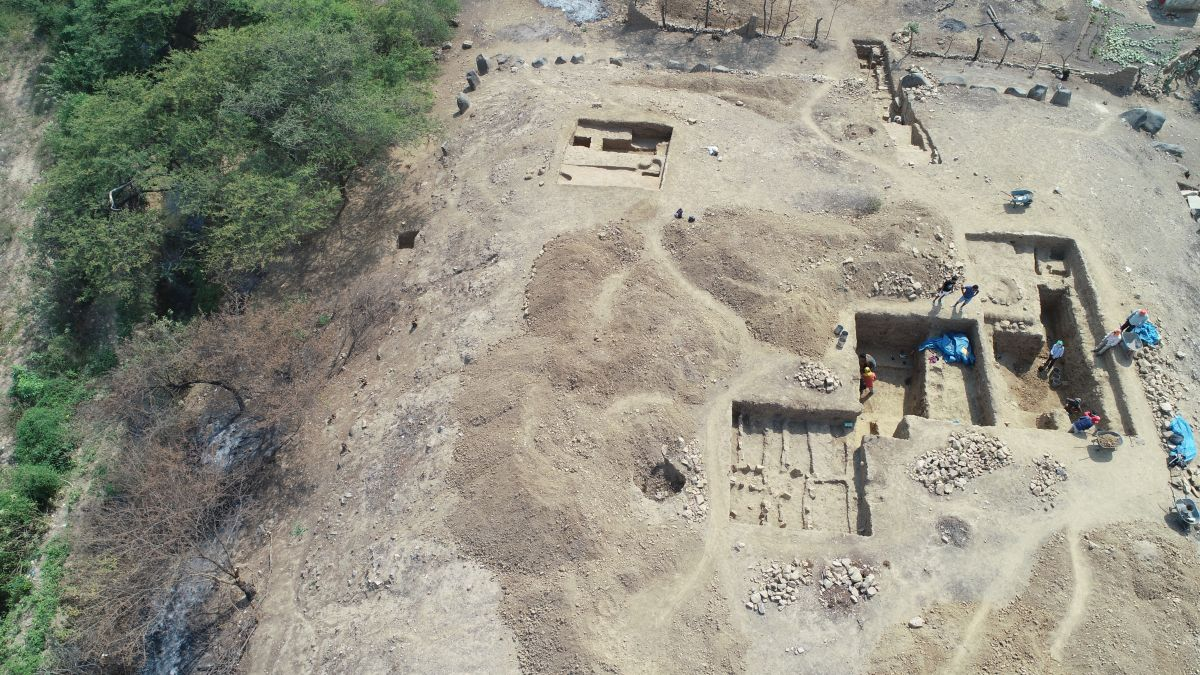 Archeologists Discover 3,000-Year-Old Megalithic Temple Used by a 'Water Cult'