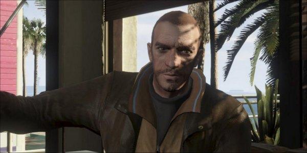 GTA 5 Mods Have Begun, Niko Joins The Cast - CINEMABLEND