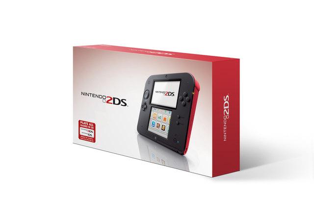 Nintendo 2DS Launching Alongside Pokemon X And Y #28582