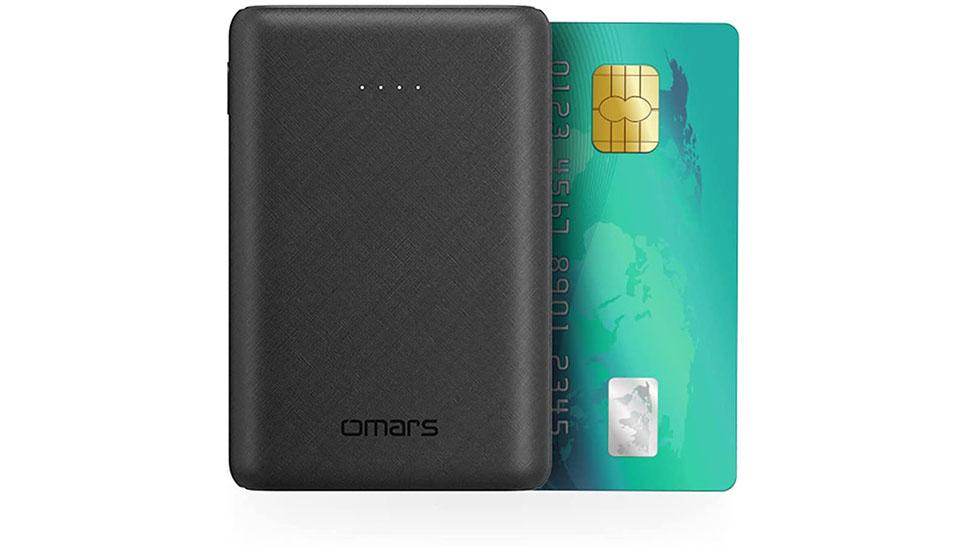 Omars Mini Power Bank 10,000mAh Battery