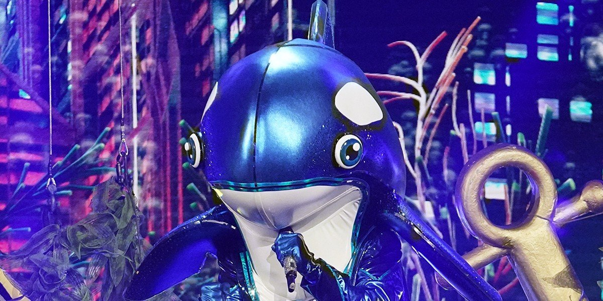 Orca The Masked Singer Fox