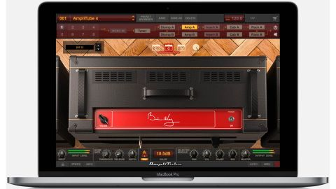 IK Multimedia AmpliTube Brian May review