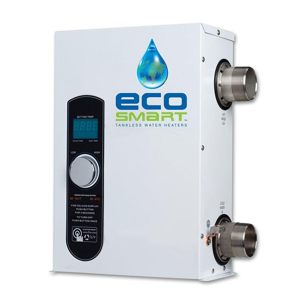 EcoSmart Pool 27 Water Heater Electric 240v Tankless 27kw 92,000BTU Eco Smart