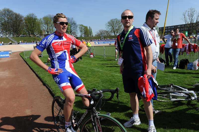 Junior Paris Roubaix 2011