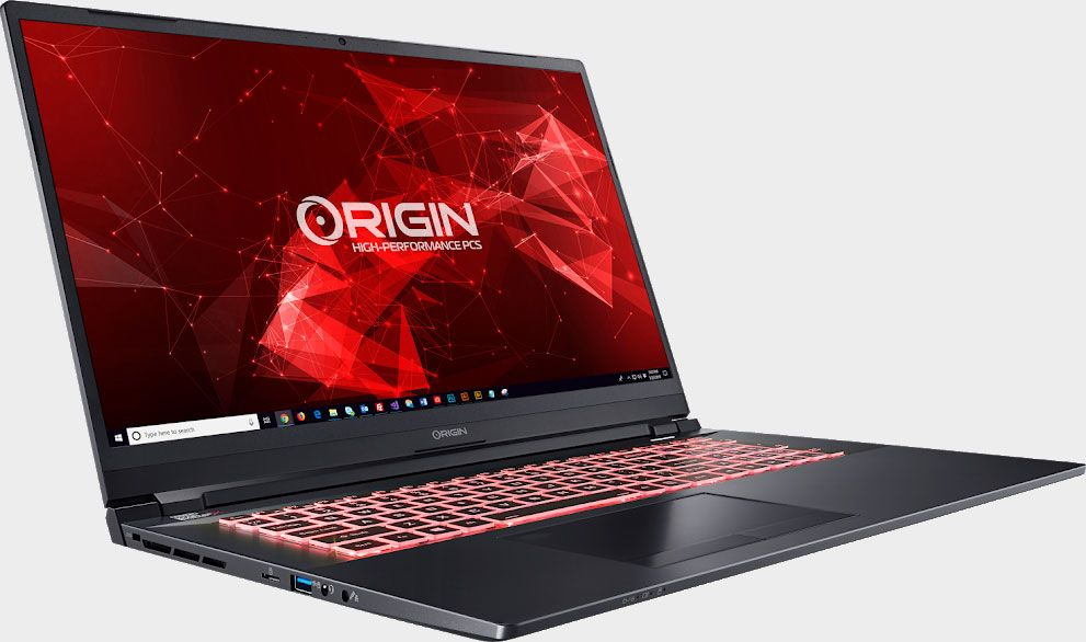 Origin PC upgraded its 17-inch gaming laptop with a 240Hz display