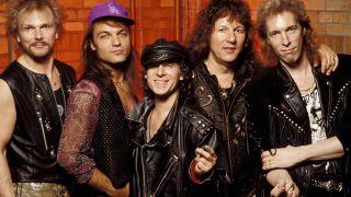 Scorpions in 1991