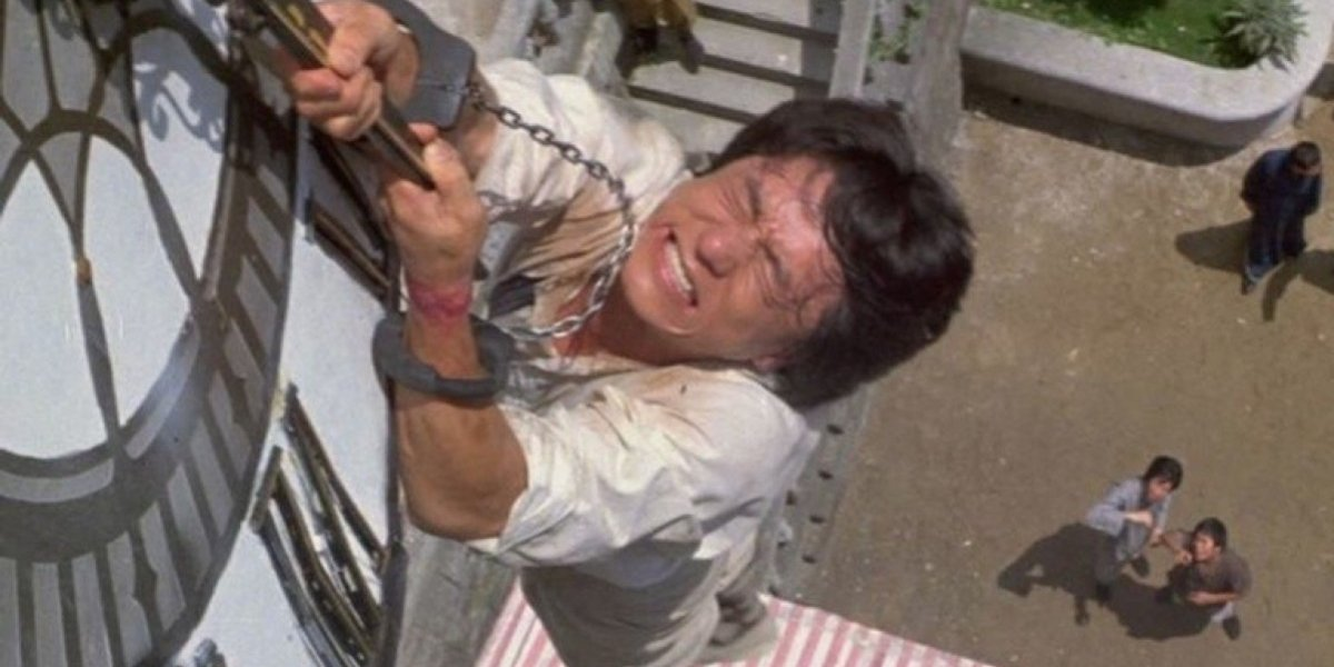 Jackie Chan in Jackie Chan's Project A
