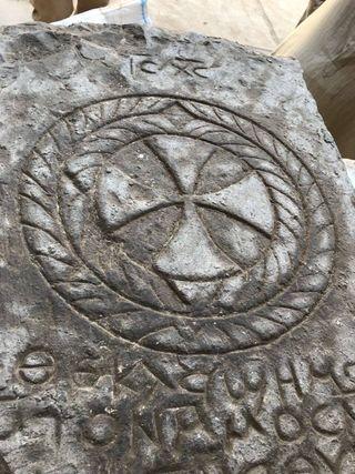 Coptic tombstones