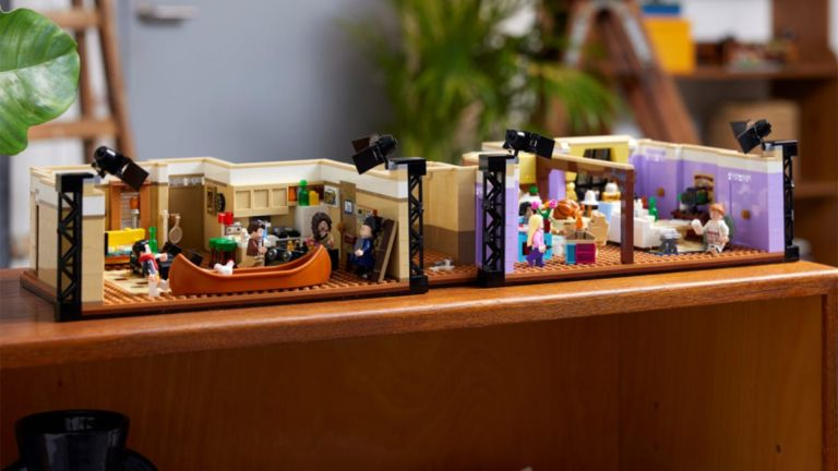 Lego The Friends Apartments