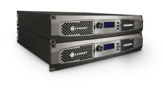 Crown DCi Network Display Amplifiers Equipped With Front Panel Display and AVB Connectivity