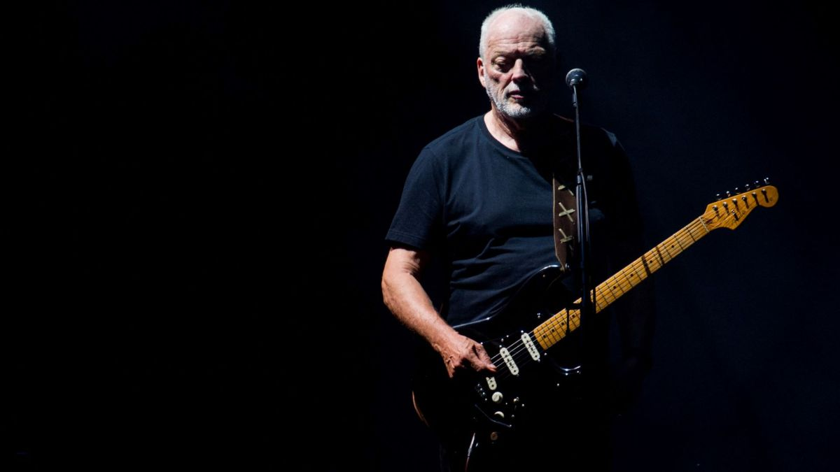 David Gilmour's Five Acts of a Legend