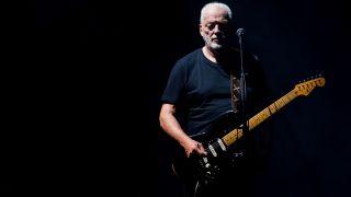 David Gilmour, 2016