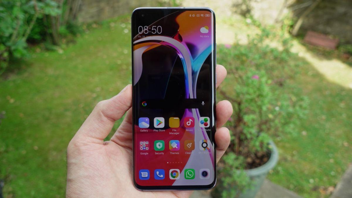 Samsung Galaxy S21 Ultra: hoppas på bättre haptic feedback!