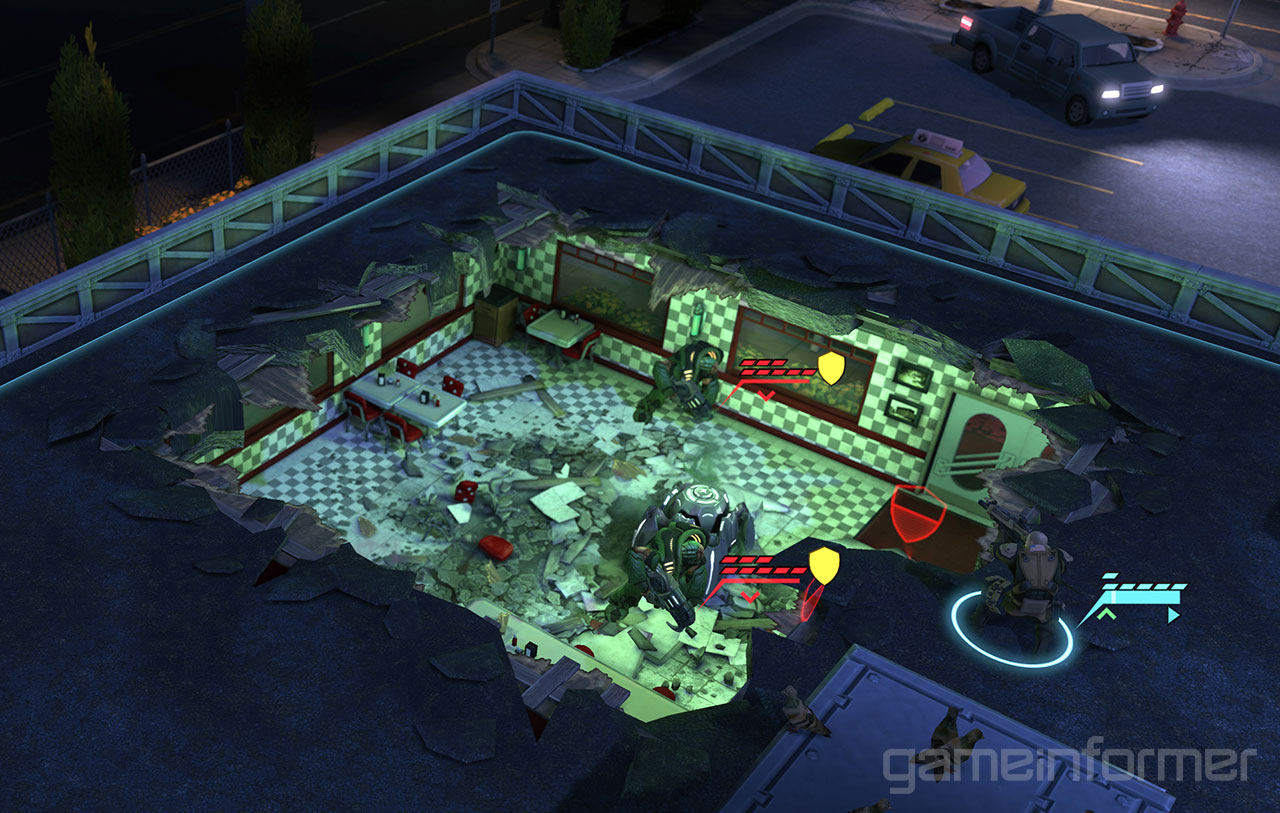 XCOM: Enemy Unknown Three New Leaked Gameplay Screenshots  #20284