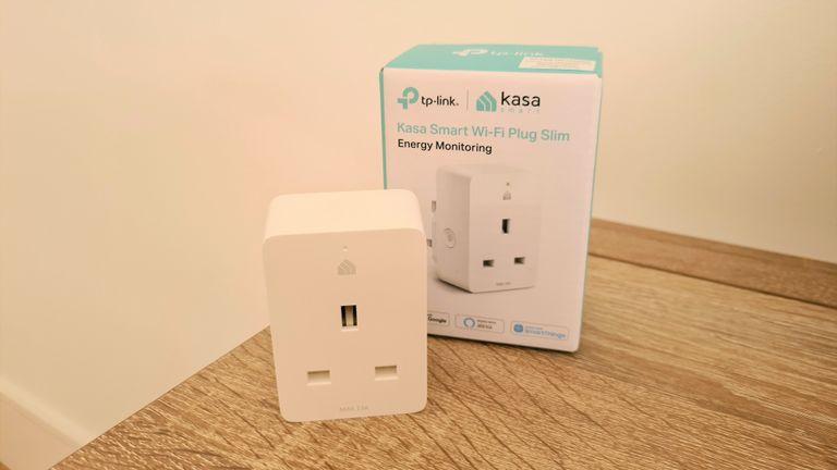 TP-Link Kasa Smart Wi-Fi Plug Slim KP115 review