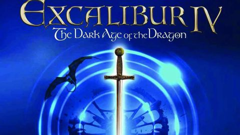 Excalibur - IV: The Dark Age of the Dragon album artwork