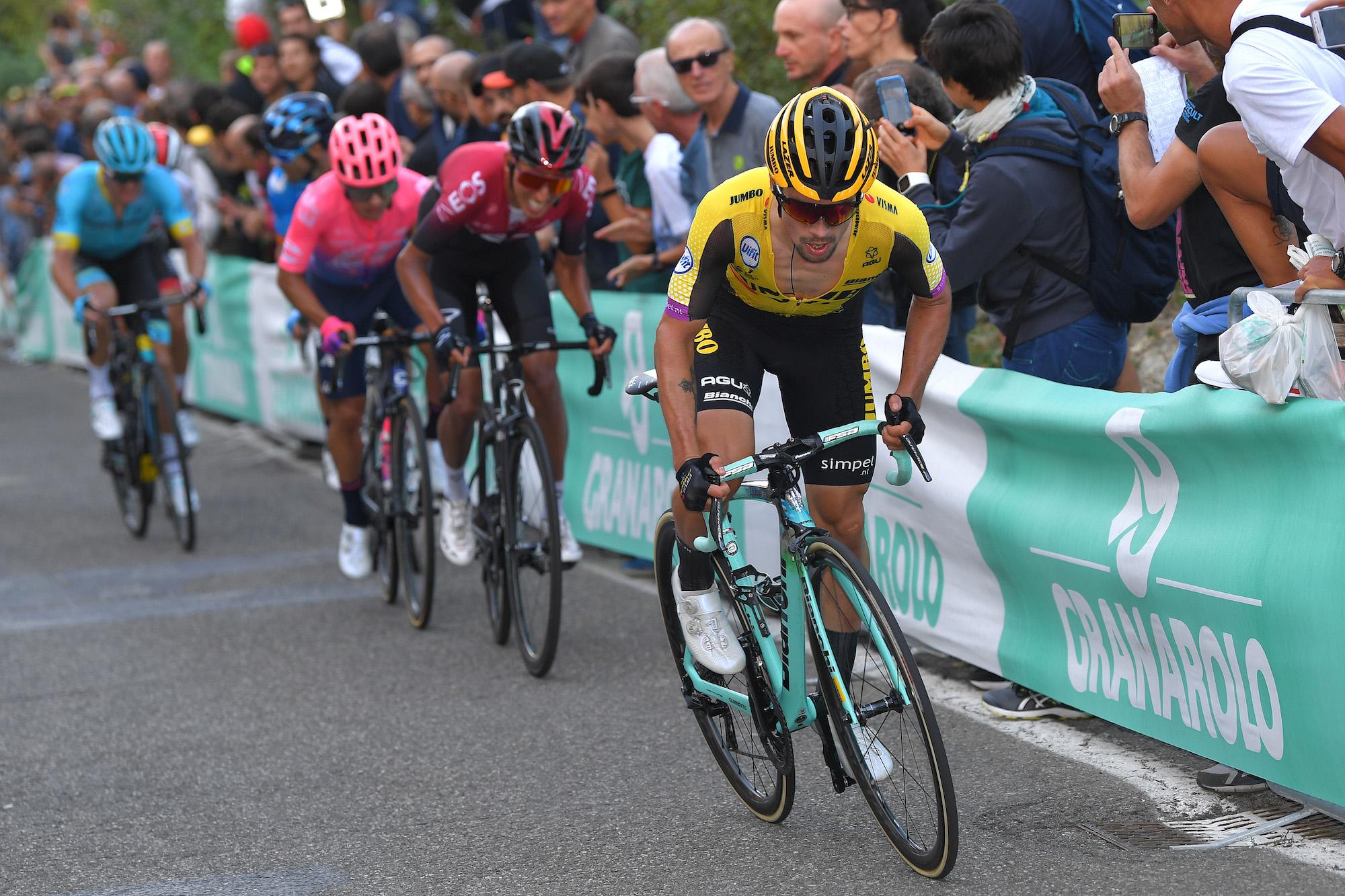 Jumbo-Visma: Tour de France not just us versus Team Ineos - Cycling Weekly