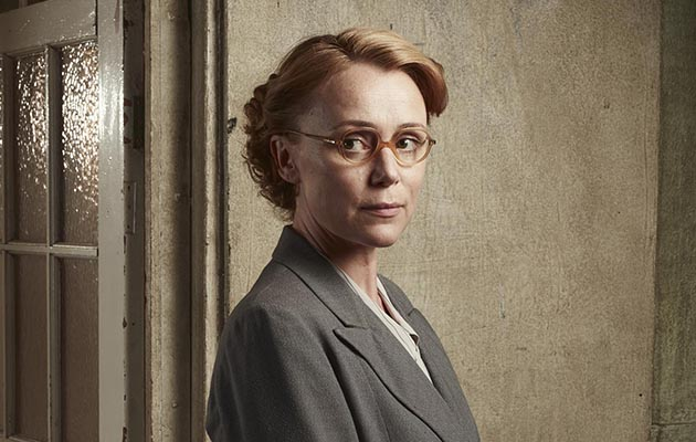 Keeley Hawes Everybody Has A Secret In Traitors