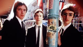 A portrait of The Jam in the 80s