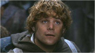 Sean Astin in The Lord of the Rings: The Fellowship of the Ring