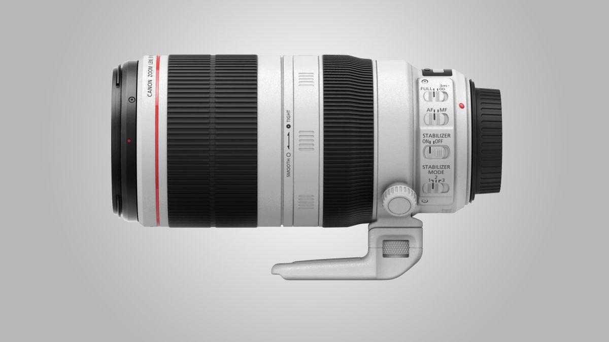 Canon's Black Friday 'cashblack' deals include £600 slashed off a single lens