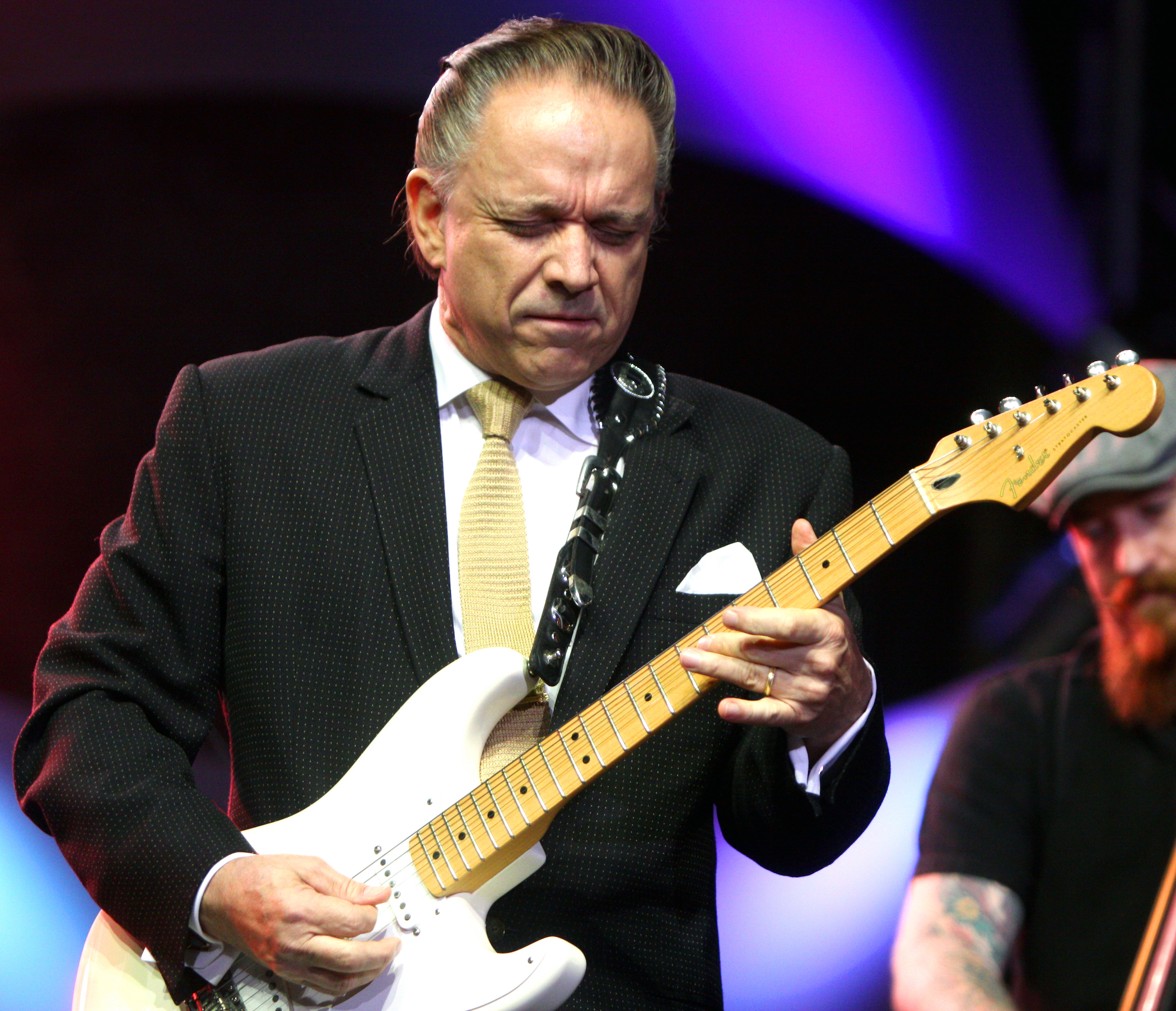 Jimmie Vaughan Premieres First Track from New Album, 'Baby, Please Come Home'