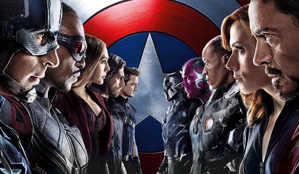 Captain America: Civil War Avengers lineup divided