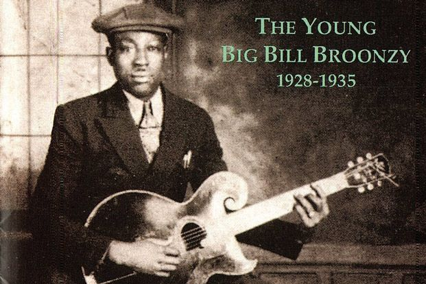 Big Bill Broonzy's Spirited Blues