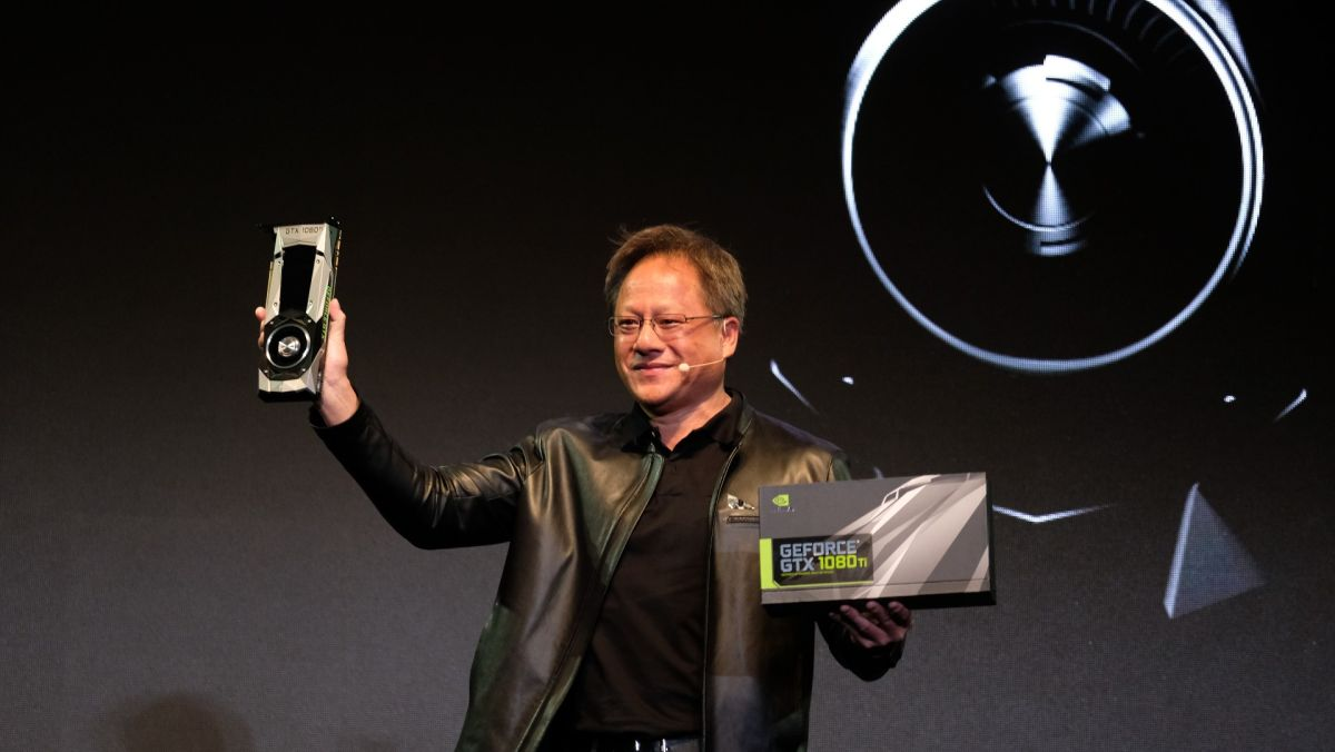 Nvidia may be about to tease a next-gen graphics card