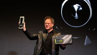 Nvidia GeForce RTX 2080 announcement