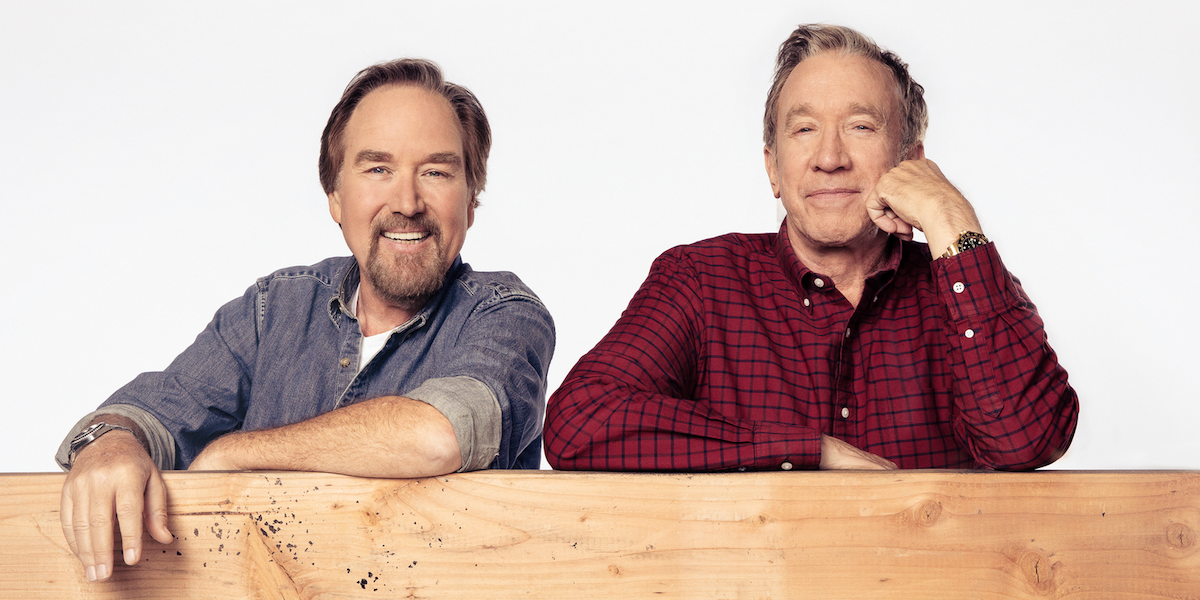 Why Tim Allen And Richard Karn's Home Improvement Relationship Was Key For Their New Show