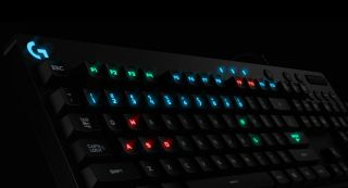 Light Up Your Gaming Life With The G810 Orion Spectrum Pc Gamer