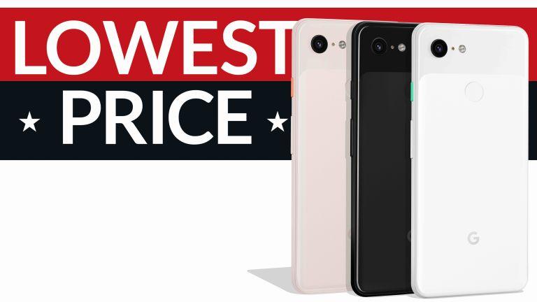 Google Pixel 3 Deal Price