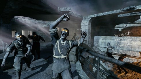 Zombies Invade The Moon In Call Of Duty: Black Ops Rezurrection Pack #18532
