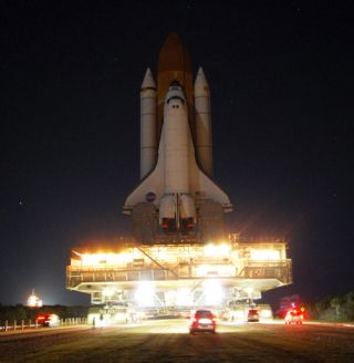 Space Shuttle Endeavour 'Go' for Tuesday Launch