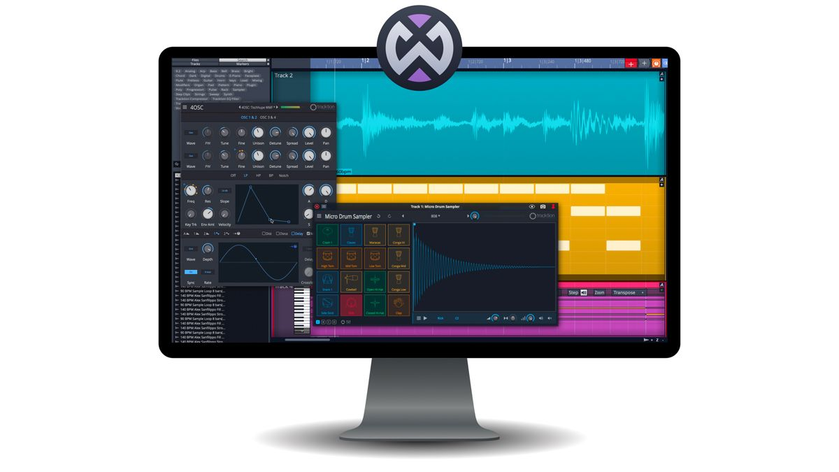 Tracktion launches Waveform Free: is this the world's best free DAW?