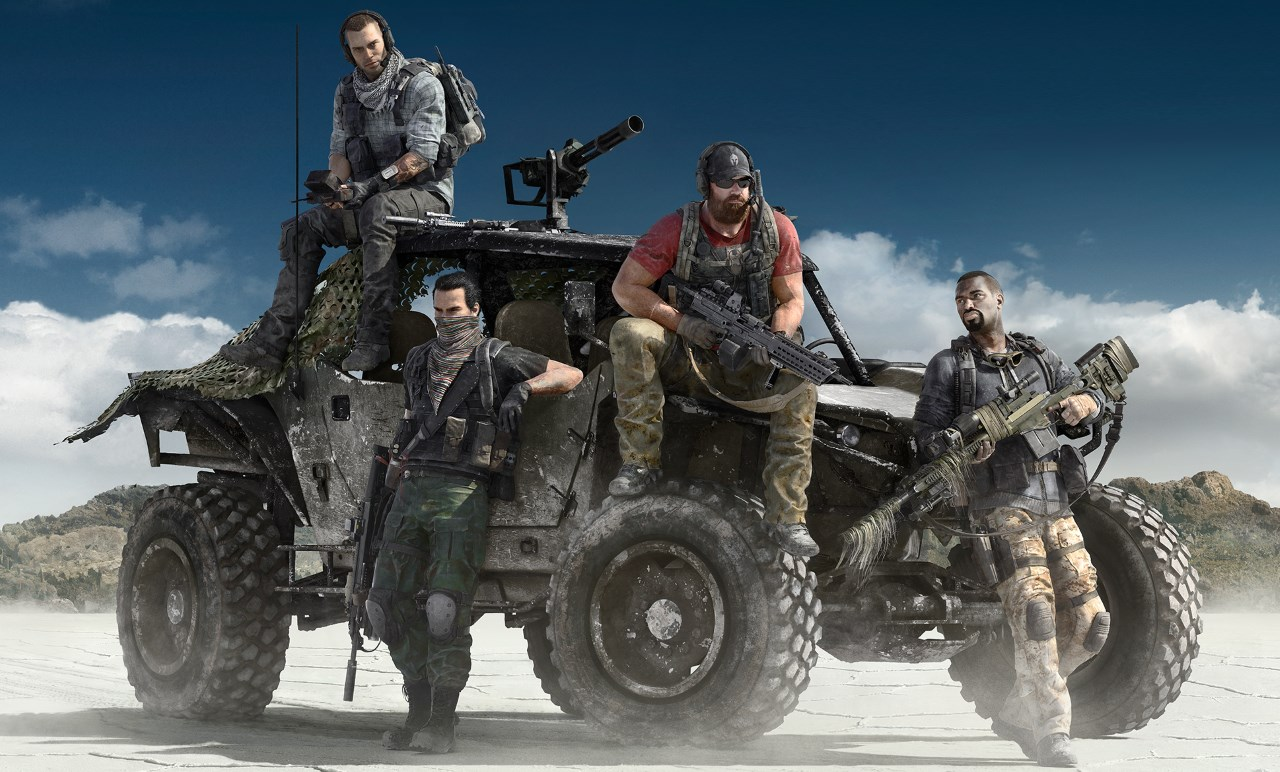 ghost recon wildlands review pc gamer