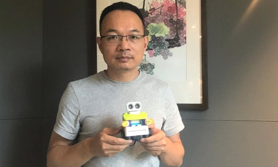 Pai aims to unearth creativity and coding skills in children through Botzees robot