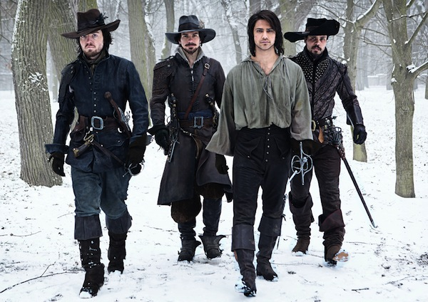 Musketeers Photo 2